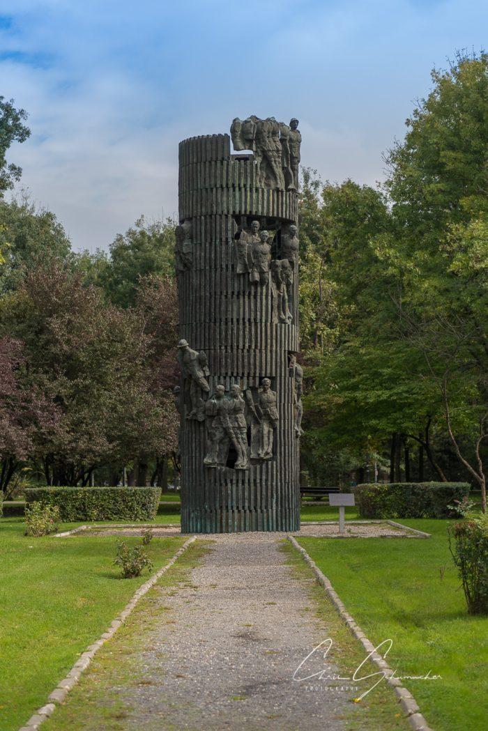 Monumentul Infanteriei Române
