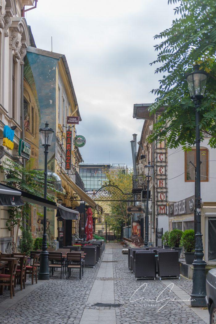 Old Town Bucuresti